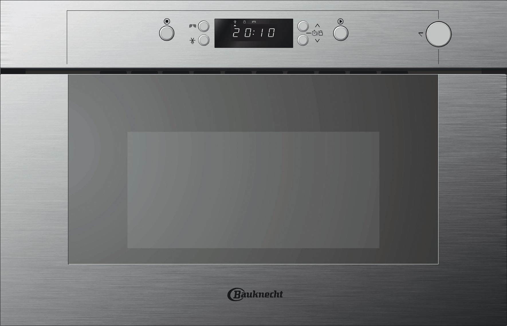 Bauknecht EMWP 9238 PT Mikrowelle 22 L 750 W Edelstahl