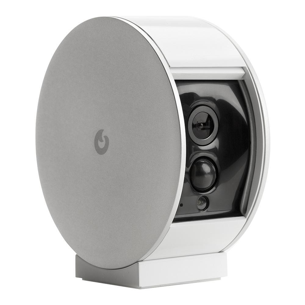 myfox sicherheitskamera mit motorblende funk berwachungskamera mit bewegungsmelder und. Black Bedroom Furniture Sets. Home Design Ideas