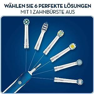 Braun Oral-B PRO 3000 elektrische Zahnbürste