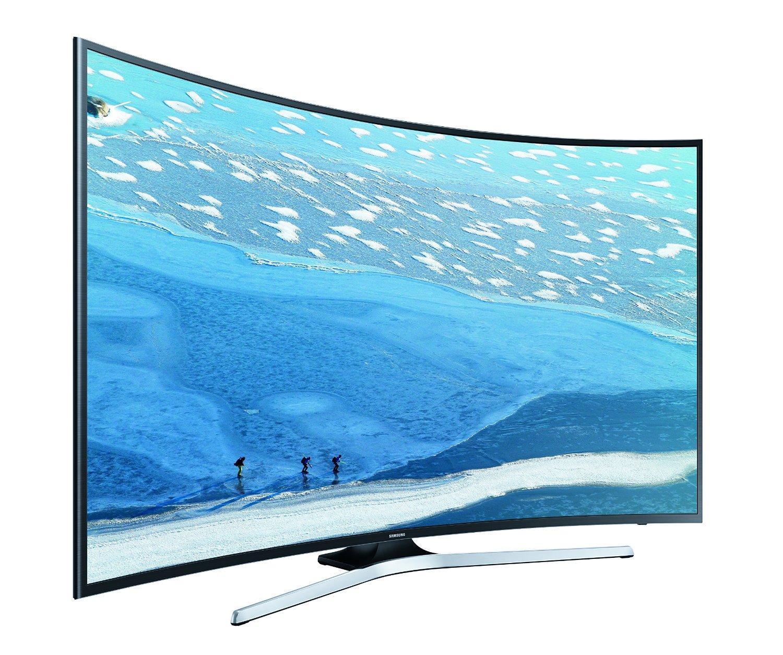 samsung ue40ku6179uxzg 101 6 cm 40 zoll curved fernseher ultra hd triple tuner smart tv. Black Bedroom Furniture Sets. Home Design Ideas