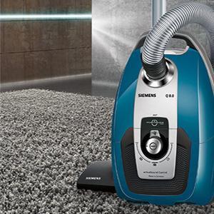 Amazon.de: Siemens VSQ8SEN72C Bodenstaubsauger Q8.0 Power