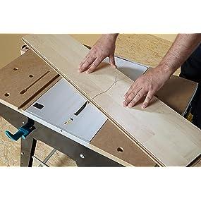 wolfcraft master cut 1500 pr zisionss getisch und arbeitsstation 4 in 1 6906000 1. Black Bedroom Furniture Sets. Home Design Ideas