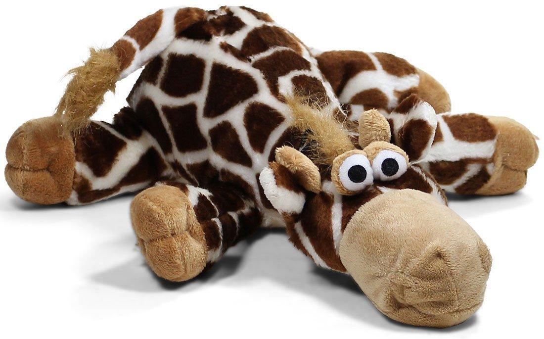 knuffelwuff 13014 hundespielzeug giraffe aus pl sch mit quietscher 44 cm haustier. Black Bedroom Furniture Sets. Home Design Ideas
