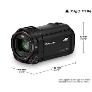 HC-VX878 Ihre Vision in 4K Auflösung