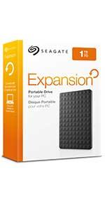 Seagate Expansion Portable Drive 1 GB