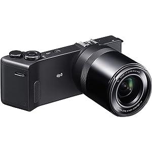 Sigma Dp0 Quattro Digitalkamera 3 Zoll Schwarz Kamera