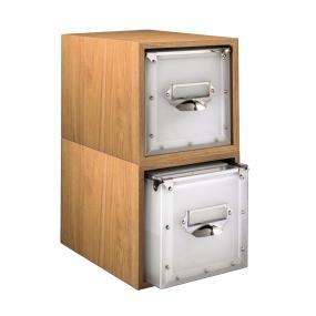 hama cd dvd blu ray box macchiato elektronik. Black Bedroom Furniture Sets. Home Design Ideas