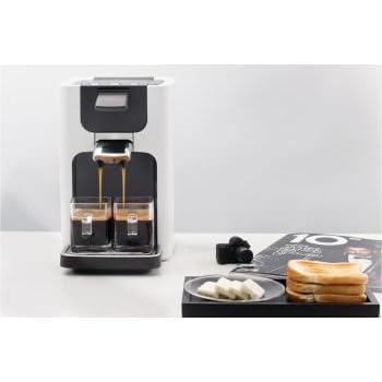 senseo hd7863 10 quadrante kaffeepadmaschine. Black Bedroom Furniture Sets. Home Design Ideas