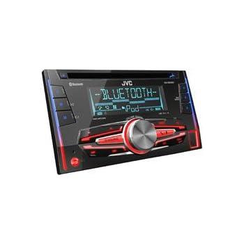 JVC KW-R910BTE USB/CD-Receiver Mit Front-USB Und: Amazon.de ...