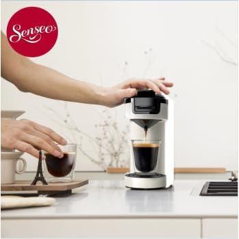 Amazon.de: Philips Senseo HD7880/10 Up Kaffeepadmaschine