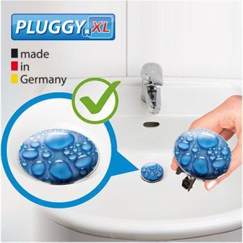 Waschbeckenstöpsel Design XL für Handwaschbecken in verschiedene Designs