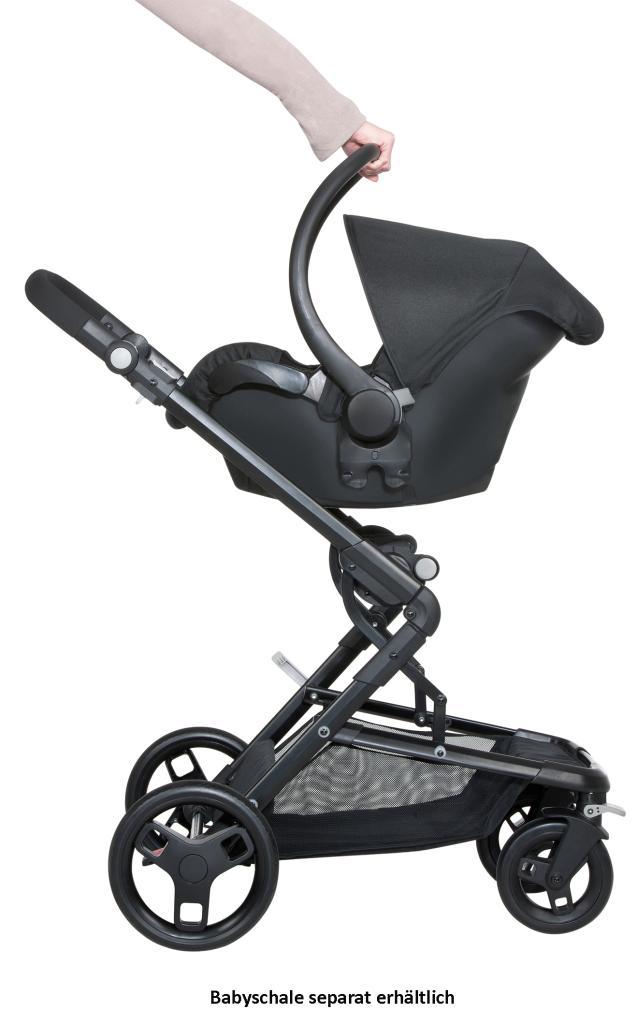 safety 1st 12697670 kokoon sportlicher liegebuggy mit spielb gel full blue baby. Black Bedroom Furniture Sets. Home Design Ideas