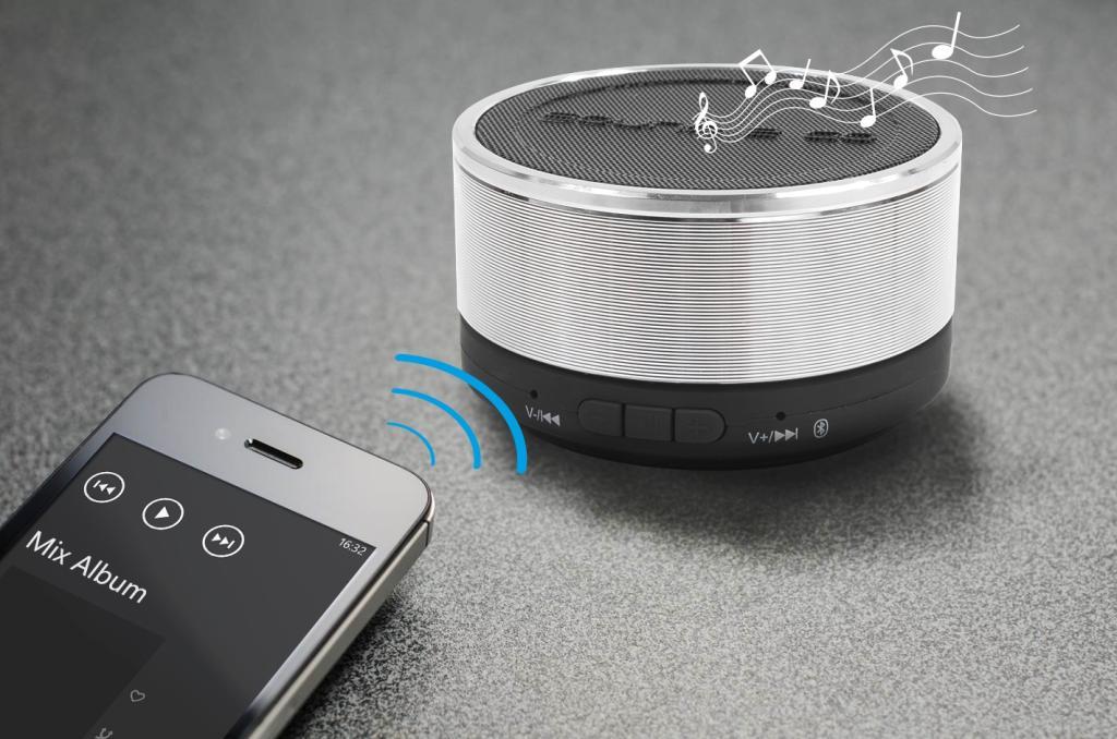 SOUND2GO BigBass XL Universe – Bluetooth 3.0 Lautsprecher
