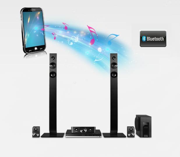 Panasonic SC-BTT465EG9 Smartes 5.1 3D Heimkino System schwarz ... 5ba0933ff09cb