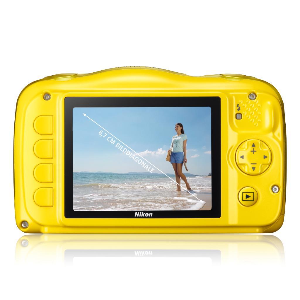 HD Videoaufnahme mit der Nikon Coolpix W100