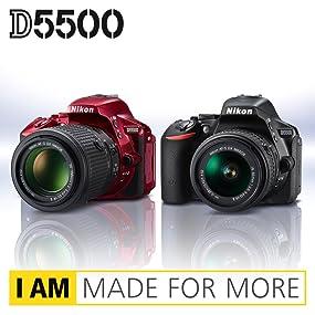 Alt-Text: Nikon_D5500