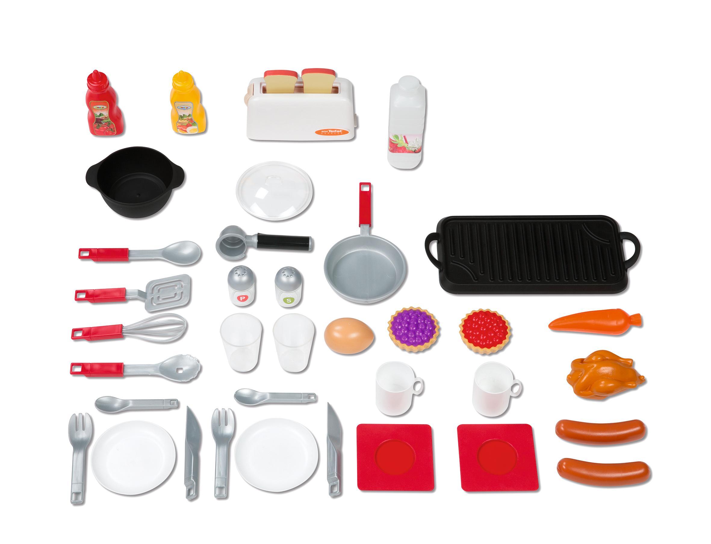 Smoby 24667 - Tefal Super Chef Küche: Amazon.de: Spielzeug