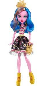 Monster High Gruselschiff Gooliope Jellington Puppe