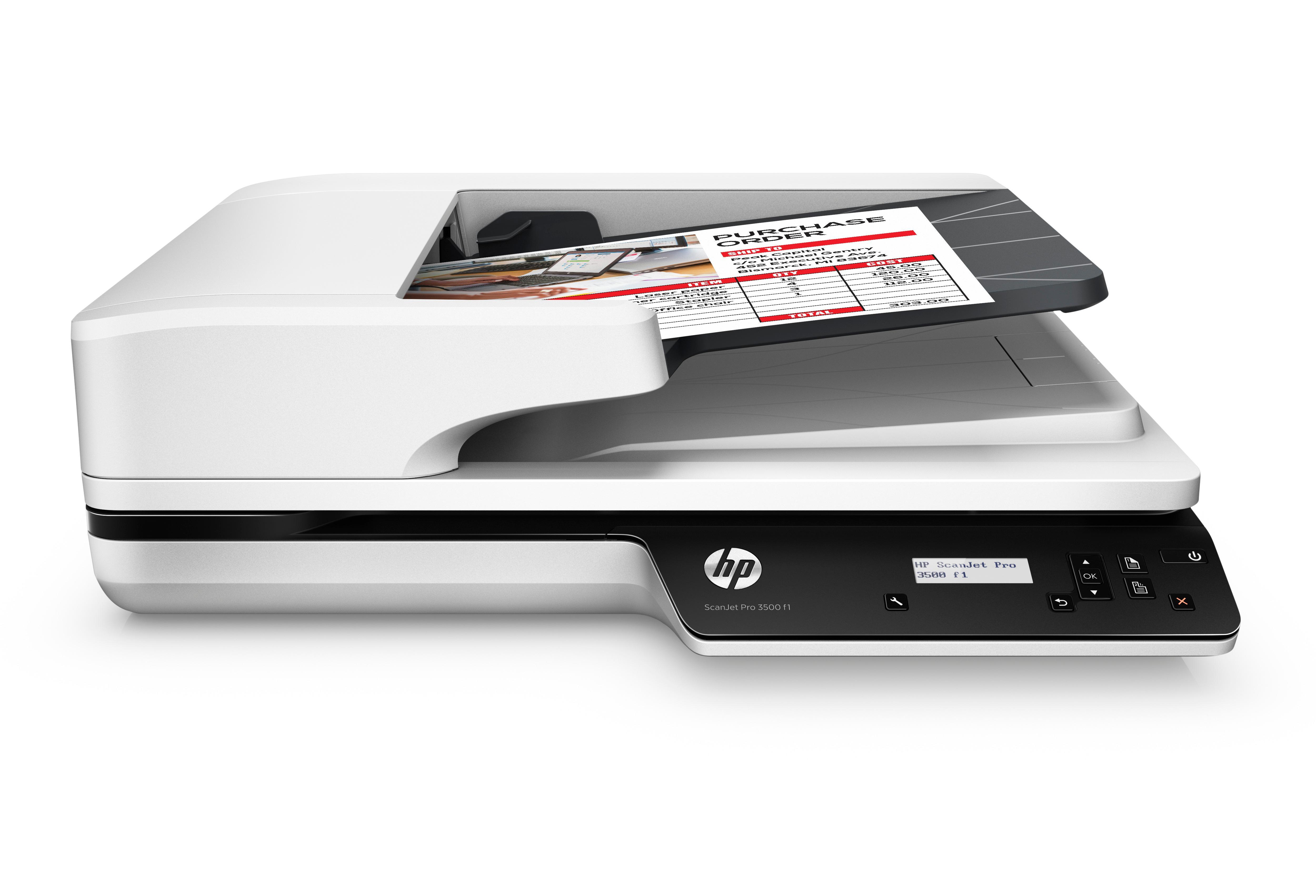 HP L2741A#B19 Scanjet Pro 3500 f1 USB Scanner: Amazon.de