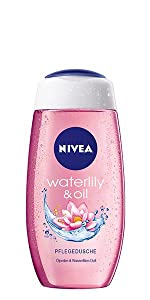 NIVEA Pflegedusche Waterlily & Oil (Duschgel)