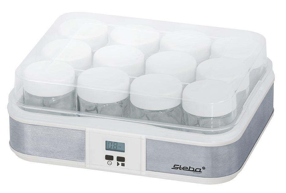 20 W Rot 1 Liter Joghurtbereiter mit Zubeh/ör f/ür Yogurt Greco