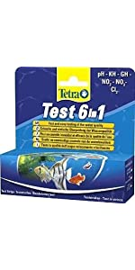 Tetra 6-in1 Test