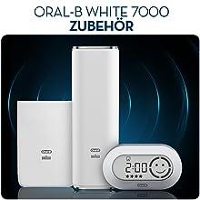 Braun Oral-B PRO 7000 elektrische Premium-Zahnbürste