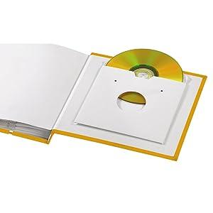Babyfotoalbum mit CD Fach