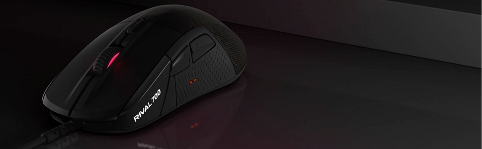 SteelSeries Rival 700 Optische Gaming-Maus