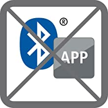 Der Eingabestift benötigt keine App oder Bluetooth