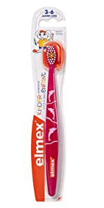 elmex Kinder-Zahnbürste, 3-6 Jahre
