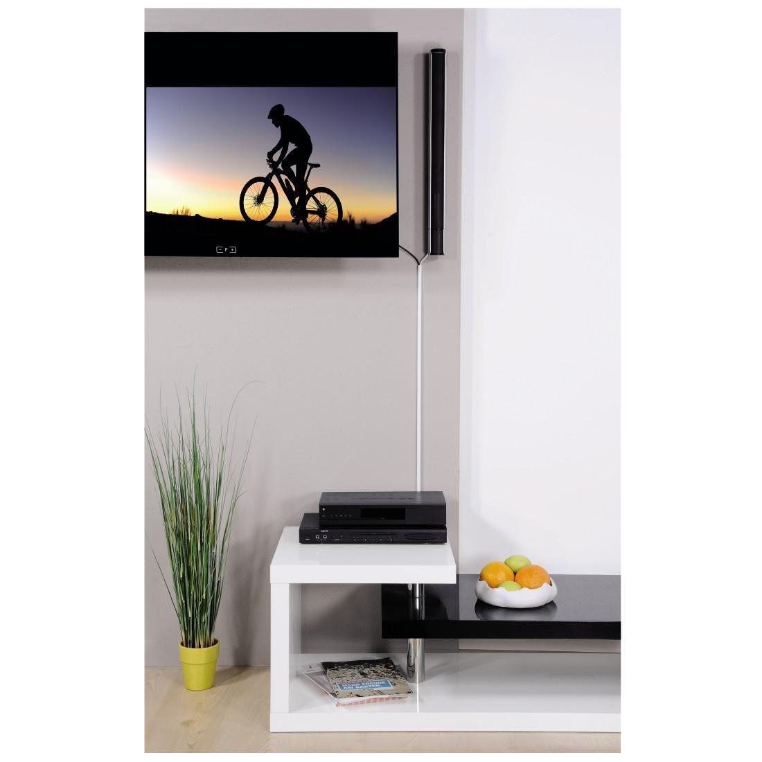hama kabelkanal pvc 3 st ck wei elektronik. Black Bedroom Furniture Sets. Home Design Ideas