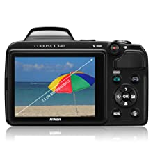 Nikon_ COOLPIX_L340_Monitor