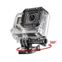 Mantona 360 Befestigungsclip Kamera