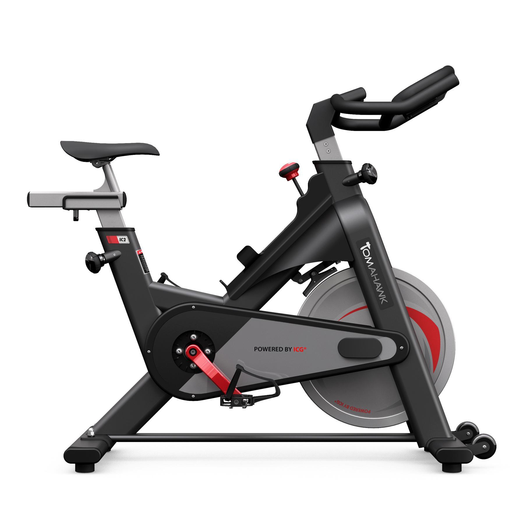 tomahawk erwachsene indoor bike ic2 schwarz matt ic. Black Bedroom Furniture Sets. Home Design Ideas