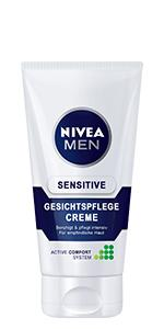 NIVEA MEN SENSITIVE GESICHTSPFLEGE CREME