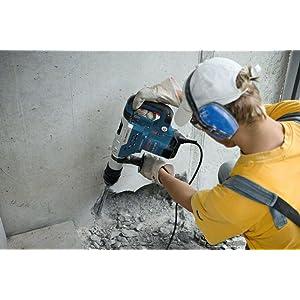 bosch professional gbh 5 40 dce bohrhammer w. Black Bedroom Furniture Sets. Home Design Ideas