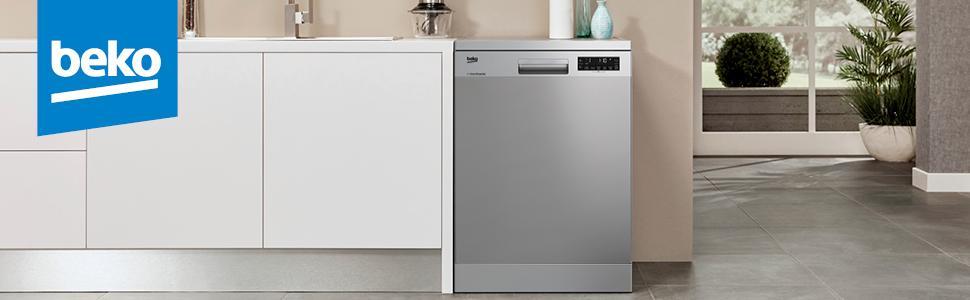 beko dfn26220w geschirrsp ler a 258 kwh 12 mgd wei watersafe schnell und sauber. Black Bedroom Furniture Sets. Home Design Ideas