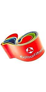pilatesband fitnessband loopband