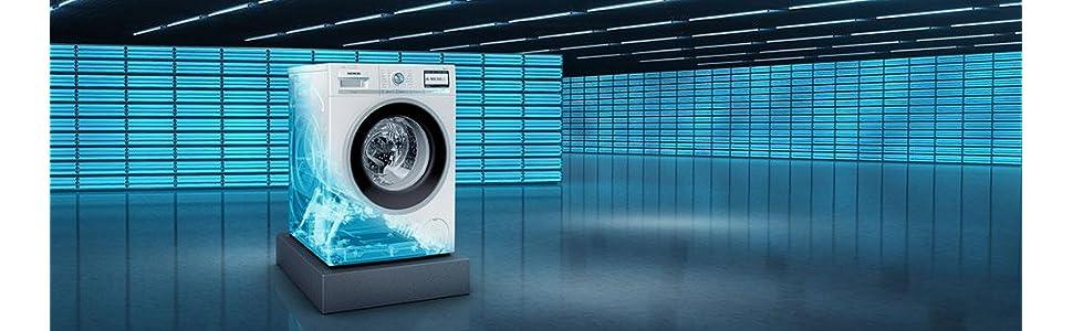 Siemens iQ800 WM14Y74D iSensoric Premium-Waschmaschine / A