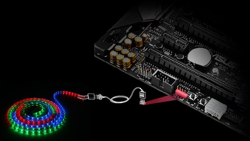 Asus ROG Strix X99 Gaming Mainboard: Amazon.de: Computer