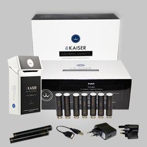 Ekaiser Dual Elektronische Nachladbare Zigarette Packung Mit 7 Stück