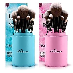 Pinselset Make Up Pinsel Schminkpinsel Kosmetikpinsel Geschenkidee