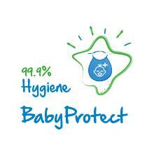 BabyProtect Trocknen