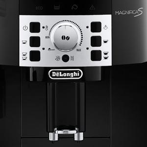 delonghi ecam magnifica s coffee machine black cappuccino genuine new ebay. Black Bedroom Furniture Sets. Home Design Ideas
