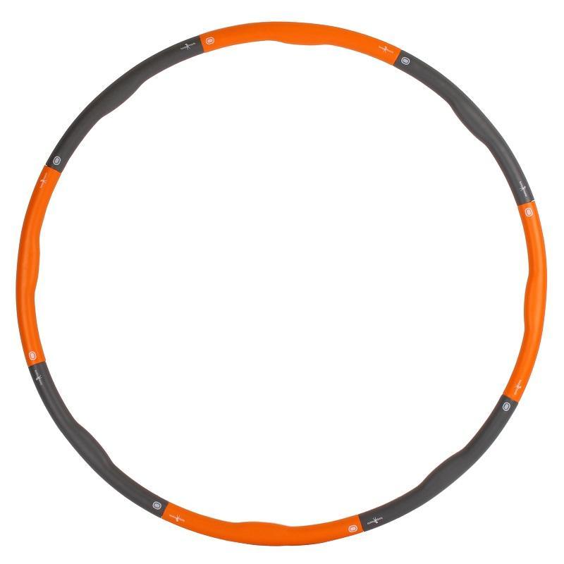 hoopomania weight hoop hula hoop mit schaumstoff 1 5kg. Black Bedroom Furniture Sets. Home Design Ideas