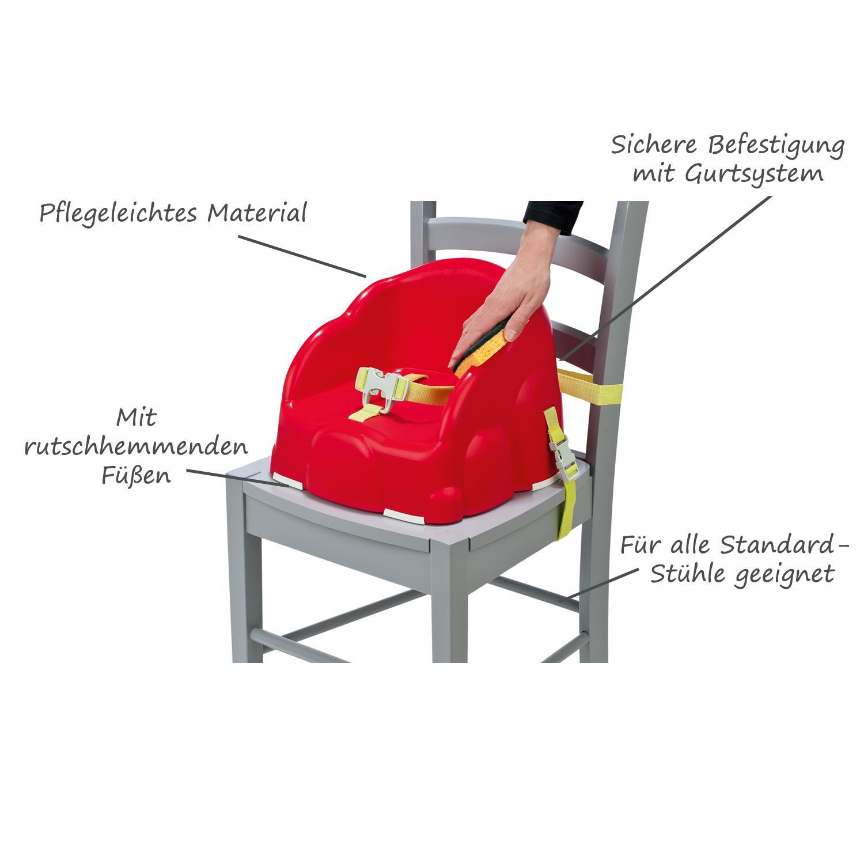 safety 1st 85027740 easy booster stuhl sitzerh hung aus. Black Bedroom Furniture Sets. Home Design Ideas