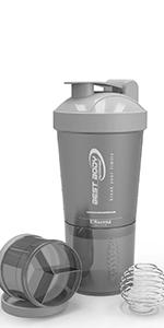 Best Body Nutrition Eiweiß-Shaker US Bottle