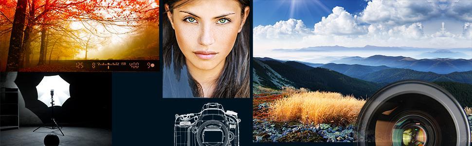 Die große Fotoschule vom Rheinwerk Verlag