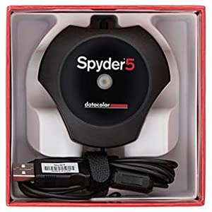 Lieferumfang Spyder5 PRO